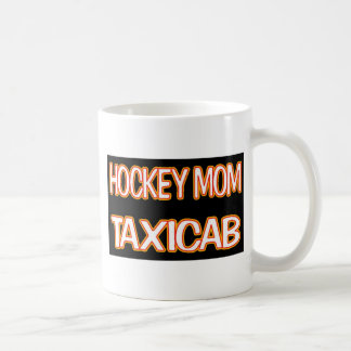 Hockey Mom Taxi Coffee Mug