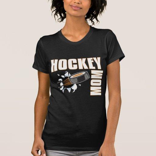 Hockey Mom T Shirt