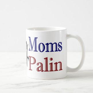 Hockey Moms 4 McCain Palin Basic White Mug