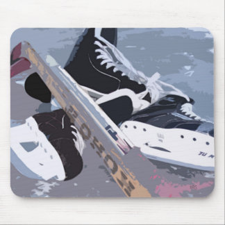 Hockey Mouse Mat