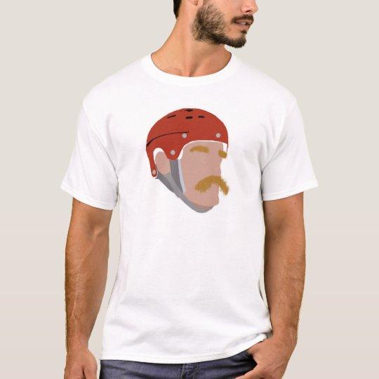 Hockey Moustache Legend T-Shirt