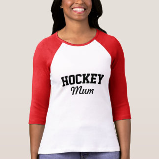 Hockey Mum T-shirt