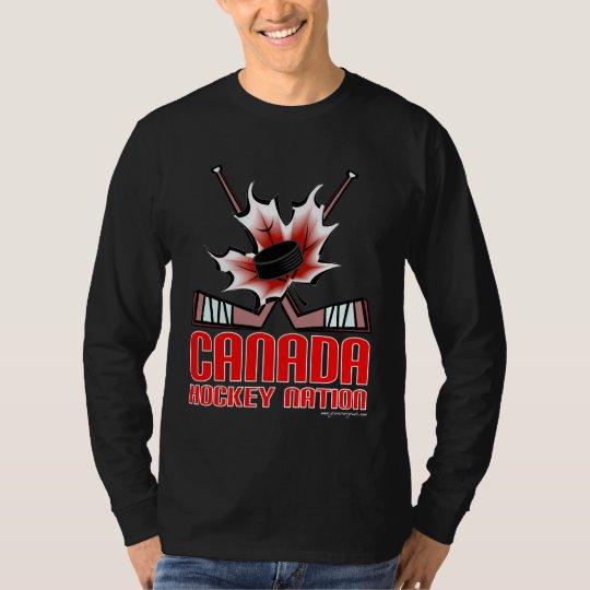 Hockey Nation - Canada T-Shirt