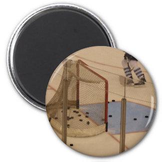 Hockey Net Magnet