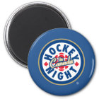 Hockey Night in Canada logo Magnet