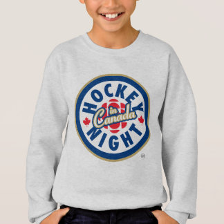 Hockey Night in Canada logo Sweatshirt
