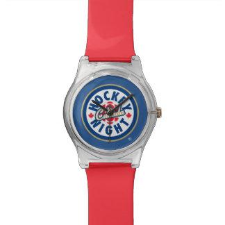 Hockey Night in Canada logo Watch
