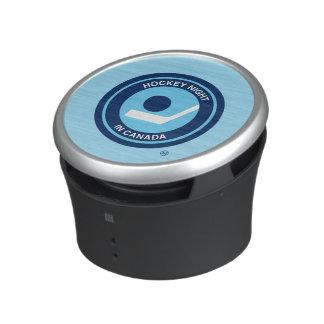 Hockey Night in Canada retro logo Bluetooth Speaker