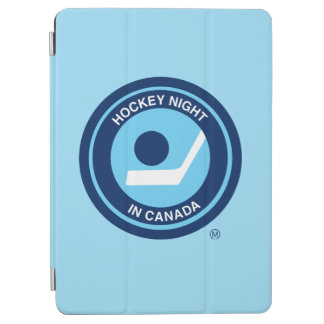 Hockey Night in Canada retro logo iPad Air Cover