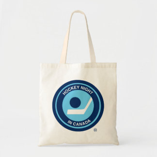 Hockey Night in Canada retro logo Tote Bag