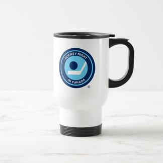 Hockey Night in Canada retro logo Travel Mug
