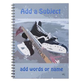 Hockey Notebook