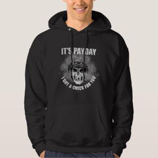 Hockey Payday Hoodie