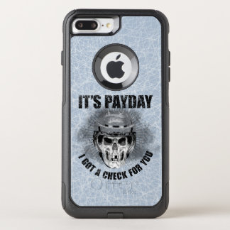 Hockey Payday OtterBox Commuter iPhone 8 Plus/7 Plus Case