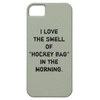 "Hockey Phone Case - ""I Love The Smell..."""