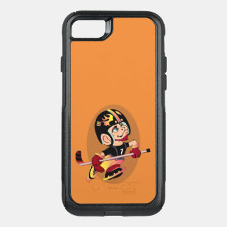 HOCKEY PLAYER CARTOON Apple iPhone 7 CS