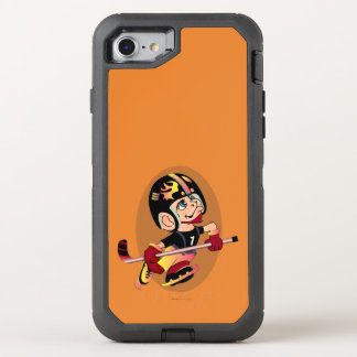 HOCKEY PLAYER CARTOON Apple iPhone 7  DS