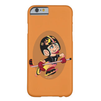 HOCKEY PLAYER CARTOON iPhone 6/6s  BT Barely There iPhone 6 Case
