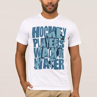 Hockey Players Walk On Water T-Shirt