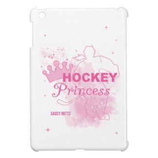 Hockey Princess iPad Mini Cover