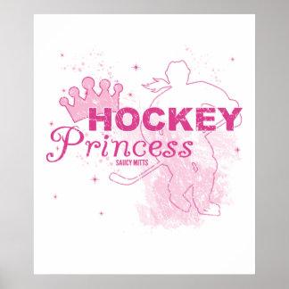 Hockey Princess Poster