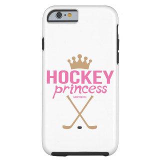 Hockey Princess Tough iPhone 6 Case