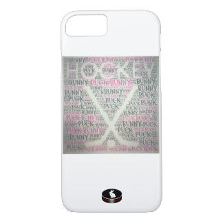 Hockey Puck Bunny iPhone 8/7 Case