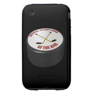 Hockey Puck iPhone 3 Tough Covers
