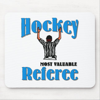 Hockey Referee Mouse Mat