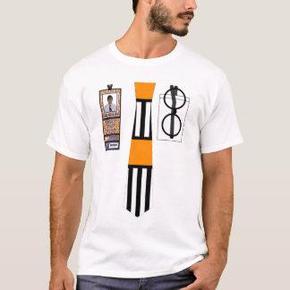 """Hockey Referee"" Tie Shirt"