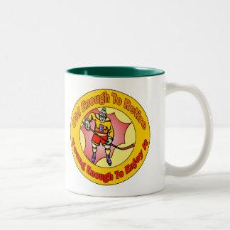 Hockey Retirement Coffee Mug