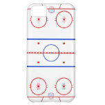 Hockey Rink Case For iPhone 5C