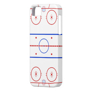 Hockey Rink iPhone 5 Covers