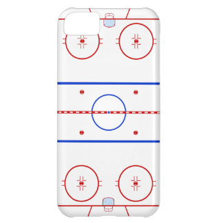 Hockey Rink iPhone 5C Case