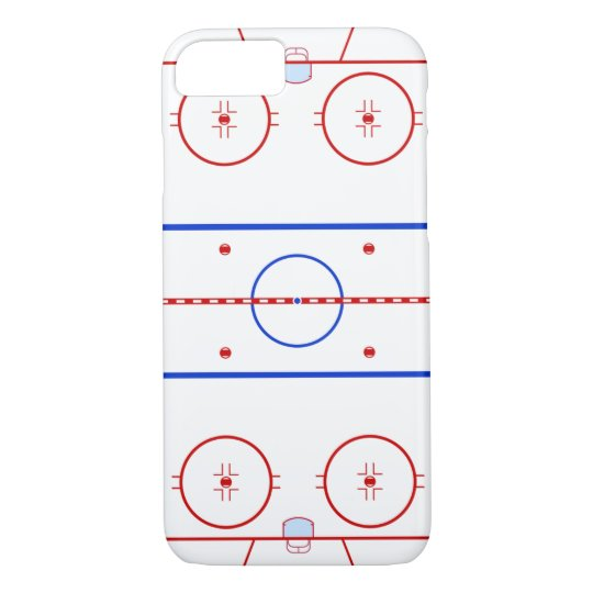 Hockey Rink iPhone 7 Case