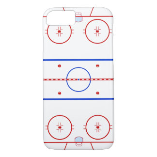 Hockey Rink iPhone 8/7 Case