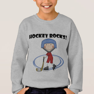 Hockey Rocks T-shirts and Gifts