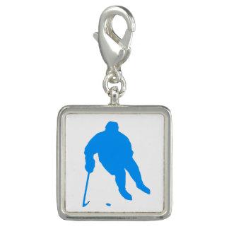 Hockey Silhouette