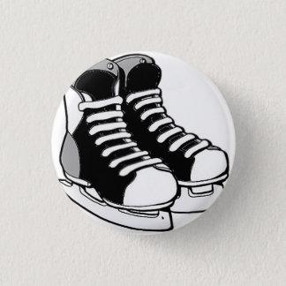 Hockey Skate Pin