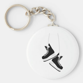 Hockey skates key chains