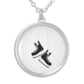 Hockey skates pendants