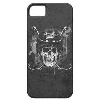 Hockey Skull Barely There iPhone 5 Case
