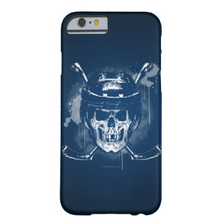 Hockey Skull Barely There iPhone 6 Case