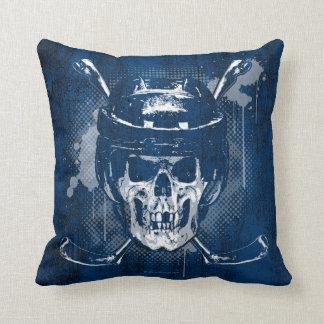 Hockey Skull Pillows