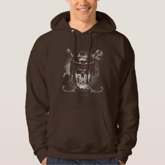 Hockey Skull Hoodie