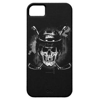 Hockey Skull iPhone 5 Covers