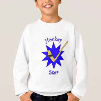 Hockey Star Sweatshirt