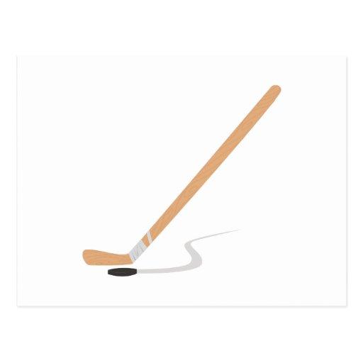 Hockey Stick Post Cards