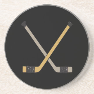 Hockey Sticks Coaster