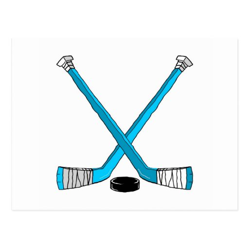 Hockey Sticks Postcards